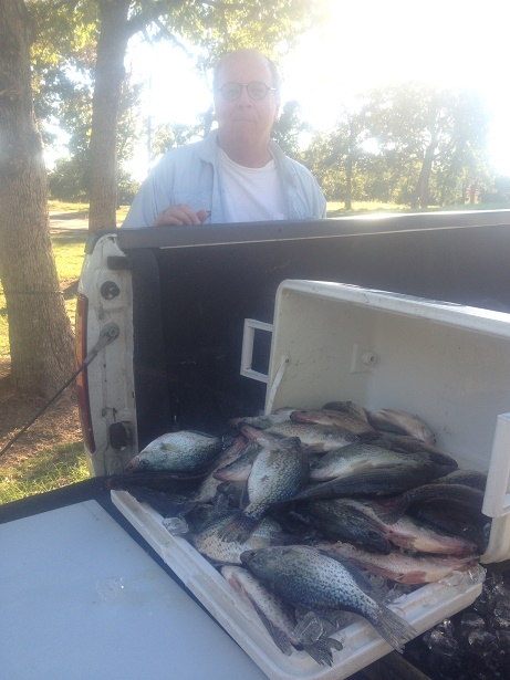 10-15-14 Stowell Keepers with BigCrappie CCL Tx