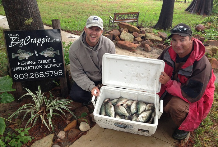 Look what Chuck & Chris caught this morning! 10/16