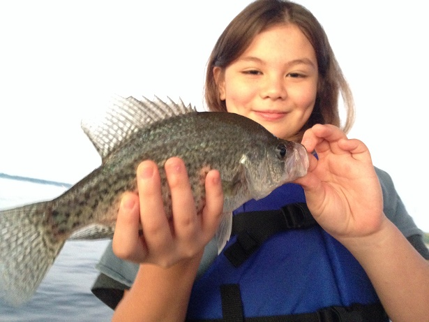 10-25-14 LePak Crappie with BigCrappie guides CCL