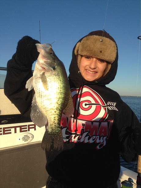 11-01-14 Bingham Crappie with Bigcrappie.com