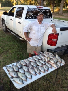 "Owner and ""Crappie Whisperer"" !!!!!!"