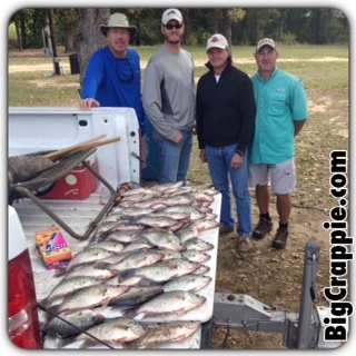 11-03-14 Attaway Keepers with BigCrappie.com