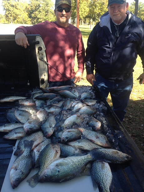 11-07-14 Shinn Keepers on Cedar Creek Lake Tx