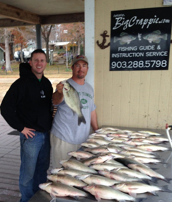 12-20-13 Boys showing off their catch