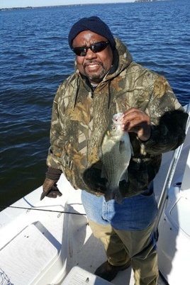 Coleman White Bass