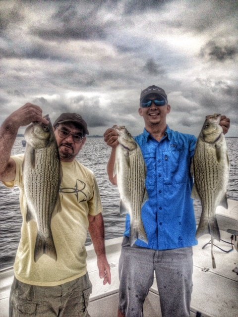 Hybrids with BigCrappie Guide Service CCL