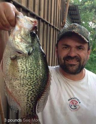Roland and Crappie