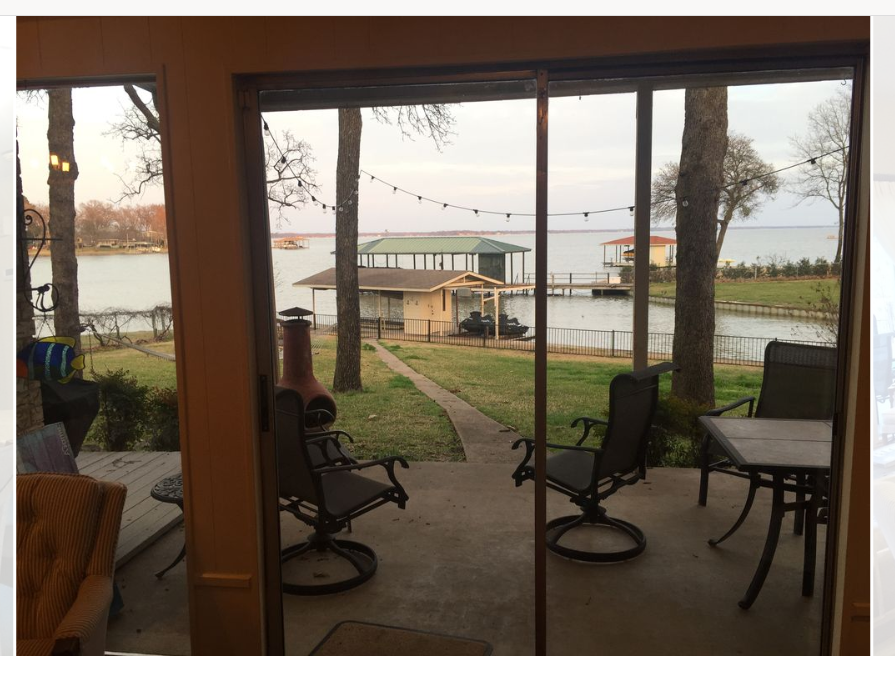 Lakehouse Retreat w/Dock 3 BR, 2 Bath Sleeps 10