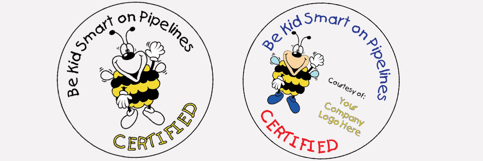 Certified Stickers