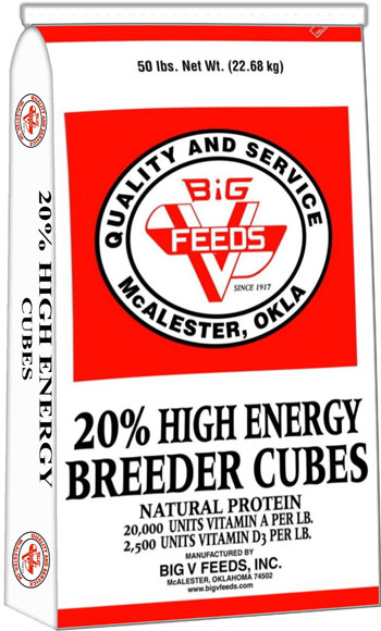 20% High Energy Breeder