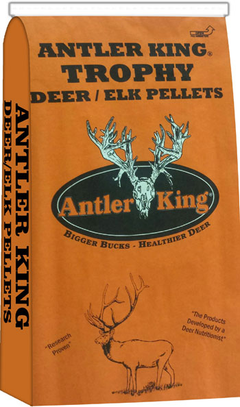 Antler King Deer and Elk Pellets