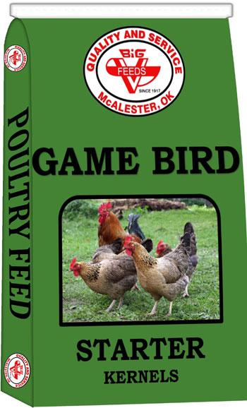 Game Bird Starter Kernels (Medicated)