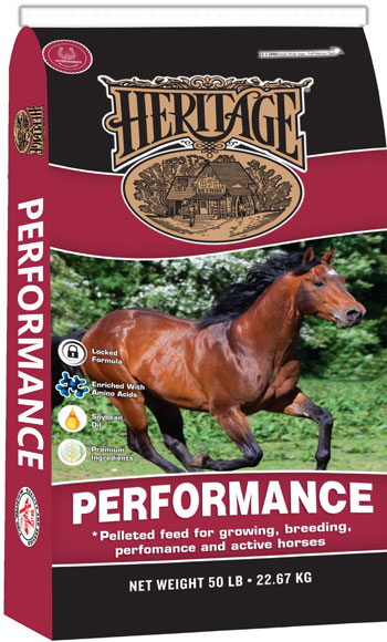 Heritage Performance 14%