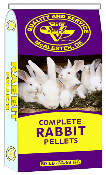 Big V Rabbit Pellets