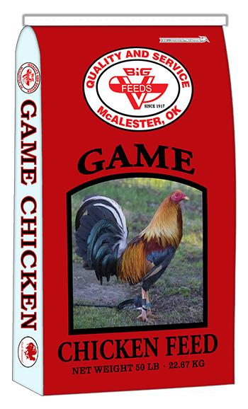 Game Cock Breeder/Developer (Red Rooster)