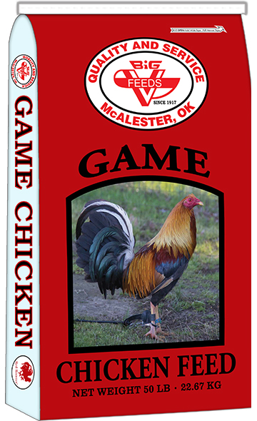 GAME COCK CONDITIONER (RED ROOSTER) | Big V Feeds | Big V