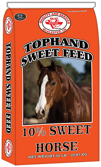 TOPHAND 10% SWEET HORSE