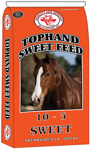 TOPHAND 10-5 SWEET FEED