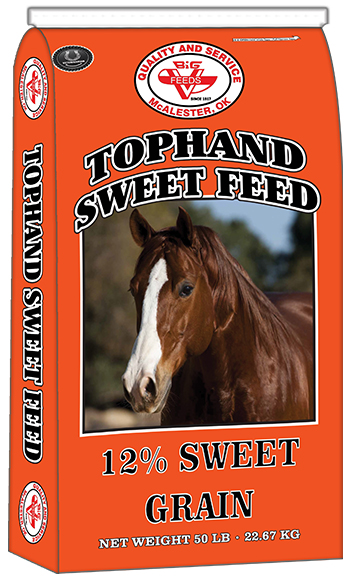 Tophand 12% Sweet Grain