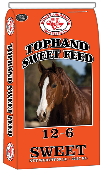 TOPHAND 12-6 SWEET FEED