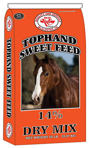 TOPHAND 14% DRY MIX