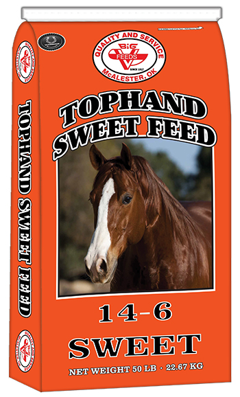 TOPHAND 14-6 SWEET FEED