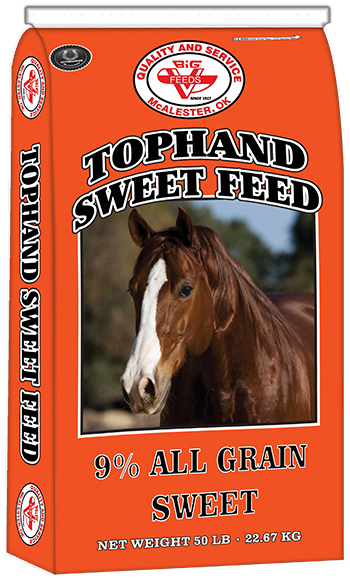 TOPHAND 9% ALL GRAIN SWEET