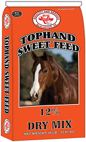 TOPHAND 12% DRY MIX