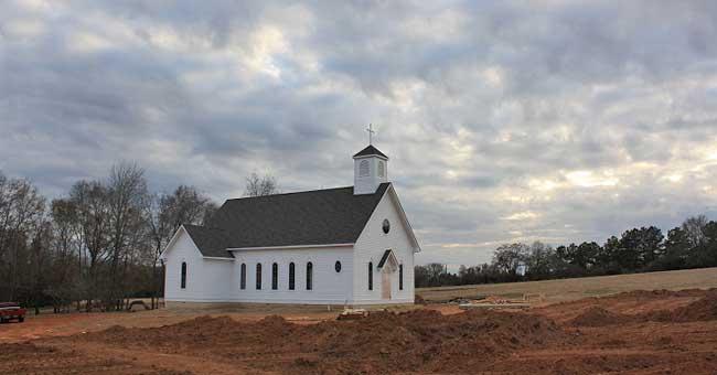 Historic Style Chapel