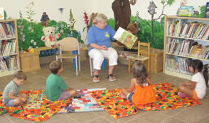 Join us at Story Time