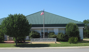 The Library at Cedar Creek Lake
