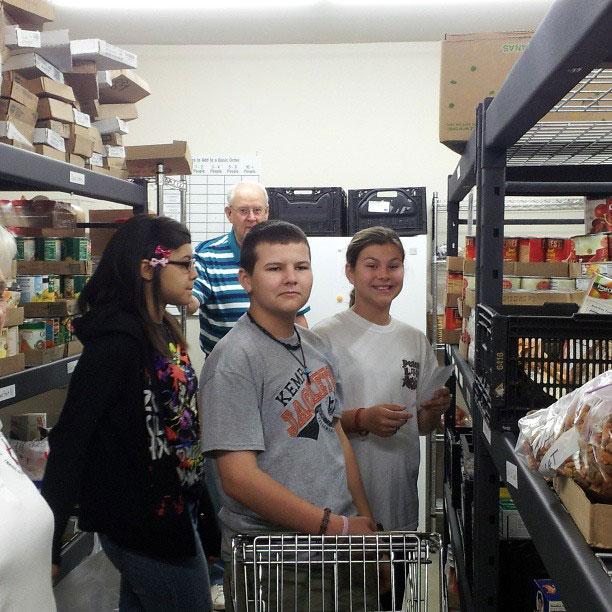 Youth Food Pantry 1