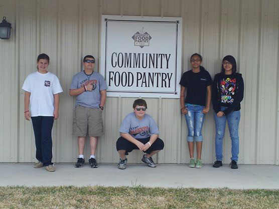 Youth Food Pantry