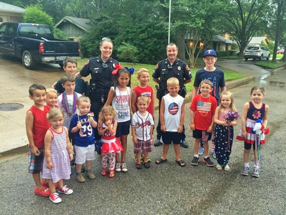 Cops with Kids