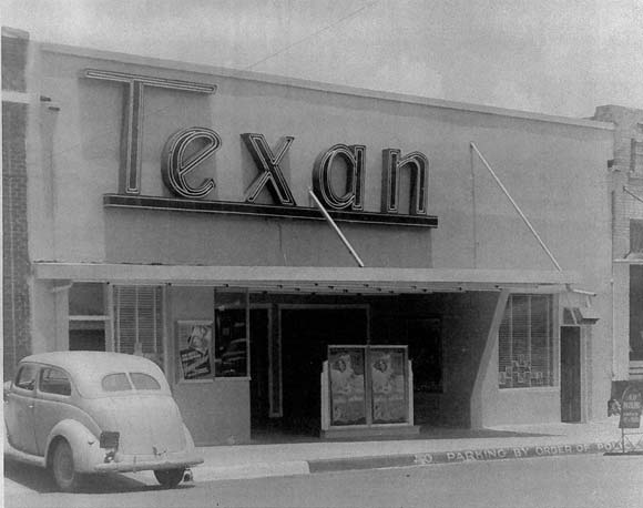 Vintage Texan Theater