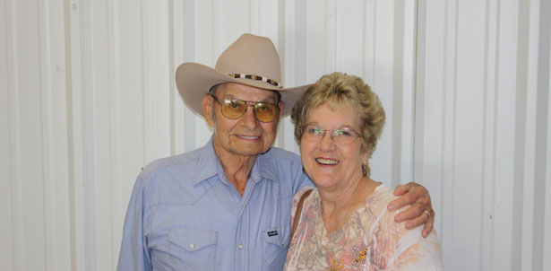 Carl Sr. & Betty Owens