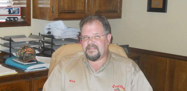 Ron Armstrong - Truck Shop Manager