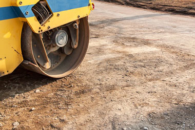 Alternative to Asphalt and Limestone Base | Crockett Sand