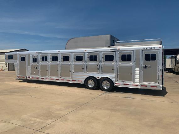 2020 Platinum 8 Horse Trainer