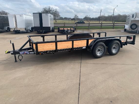 2020 Texas Bragg 16