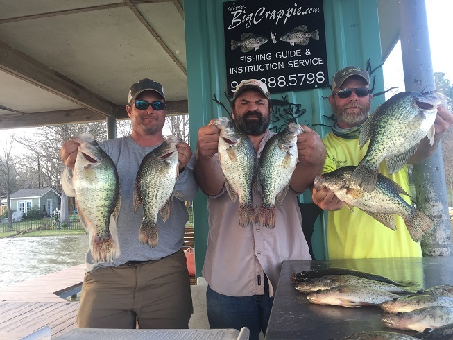 March 2nd cedar creek lake fishing report with for Cedar creek lake fishing report