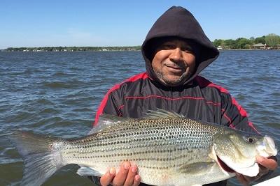 News fishing reports for Cedar creek fishing report