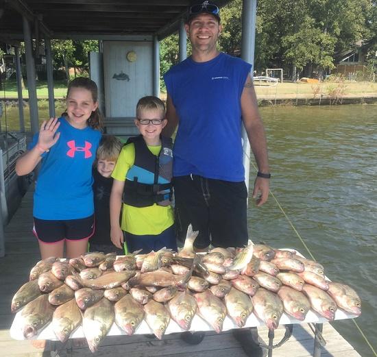 9 30 15 cedar creek lake fishing report with for Cedar creek fishing report