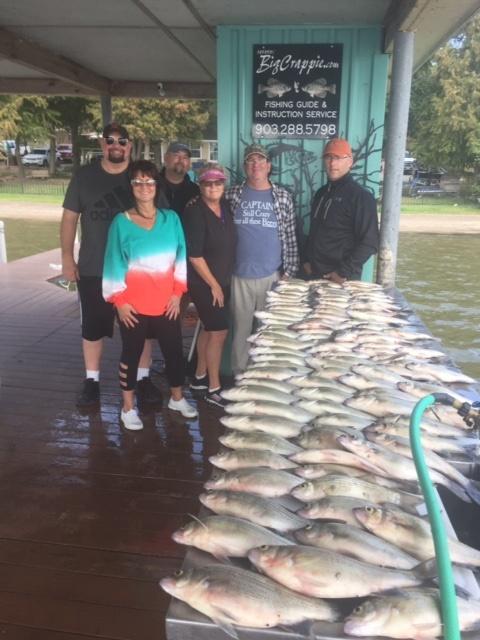 October 25th cedar creek lake fishing report with for Cedar creek fishing report