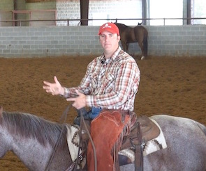 NCHA Cutting Horse Trainer Grant Setnicka  Where Should I Be Positioned  Relative To The  Cow?