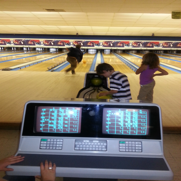 Youth Bowling Trip