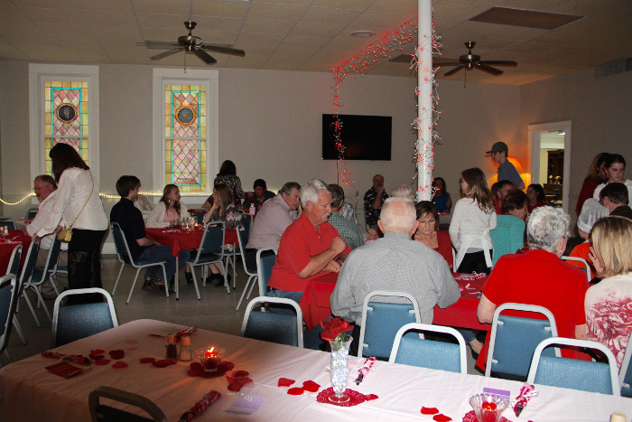 2016 Valentines Dinner