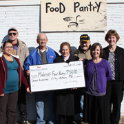 Birthday Donation: Malakoff Food Pantry