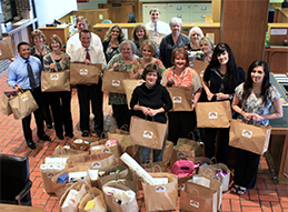 Brown Bag Drive