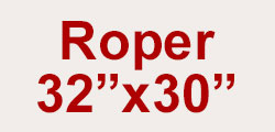 """Roper 32"""" x 30"""""""